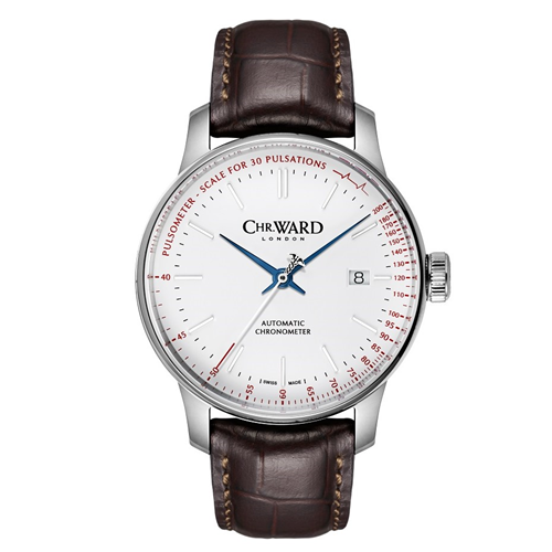 Christopher Ward C9 Pulsometer COSC Limited Edition