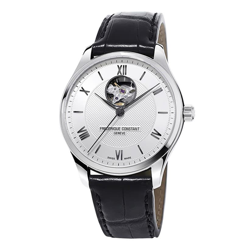 FC Classic Index Open Heart White Leather FC-310MS5B6