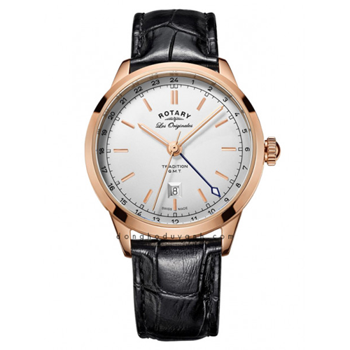 Rotary Les Originales Tradition GMT GS90183/02