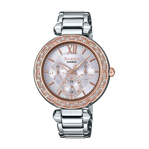 Đồng hồ CASIO SHEEN nữ SHE-3061SG-4AUDR